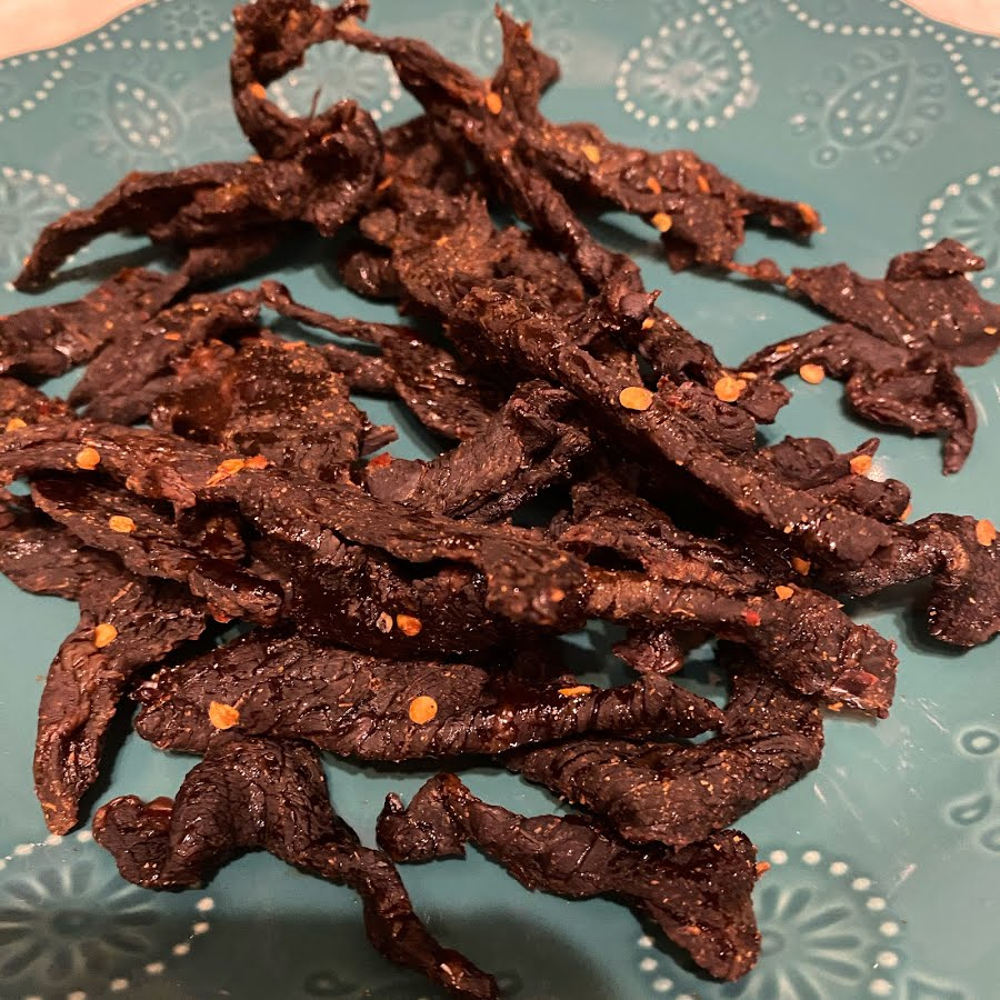 Sweet and spicy beef jerky - Food Recipes